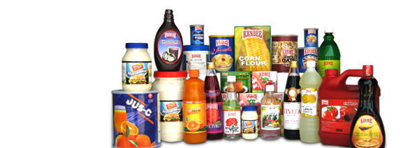 Foodstuff trading companies